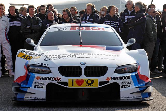 BMW、DTMでのシュペングラー移籍を正式に発表(2)