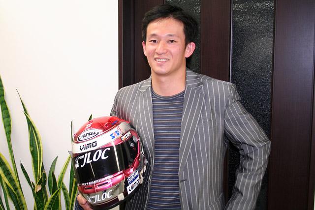 山西康司、来季のGT復帰も「前向きに」意欲(1)