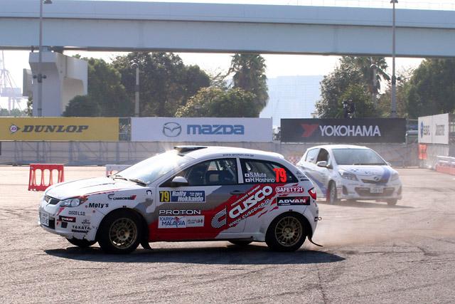 SX4 WRCも登場! MSJ 2011にラリーカー多数登場(2)