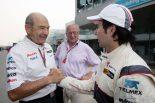 F1 | ザウバー「可夢偉は残念。ペレスは戦略も当たった」