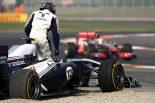F1 | マルドナド、次戦アブダビGPで10グリッド降格