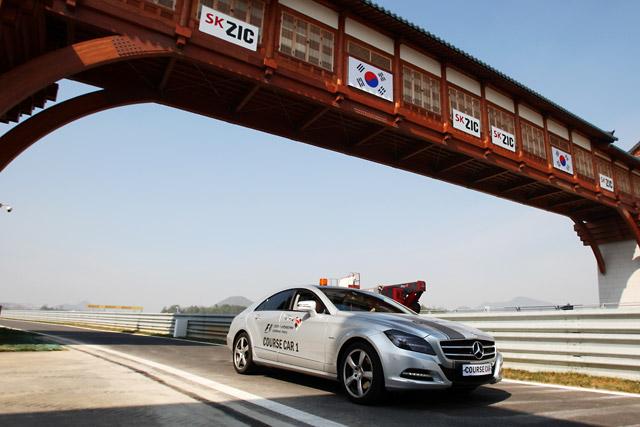 スーパーGT、13年韓国F1サーキットで開催へ(1)
