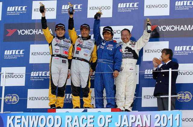BRP J'SフィットRS、S耐鈴鹿で完全勝利(2)