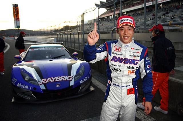 HSV瀧リーダー「富士で本来の実力を発揮できた」(1)