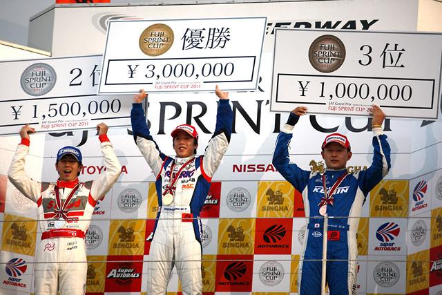 HSV瀧リーダー「富士で本来の実力を発揮できた」(3)