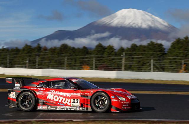 ニッサンGT-R、JAF GPでチャンピオンらしい活躍(2)