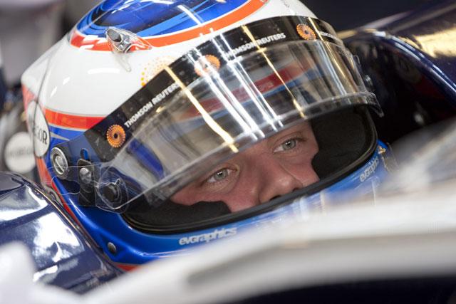 F1デビューに自信のボッタス「まだ決定はない」(1)