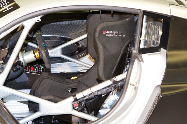 アウディ、12年用GT3『R8 LMSウルトラ』を発表(2)
