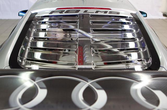 アウディ、12年用GT3『R8 LMSウルトラ』を発表(3)