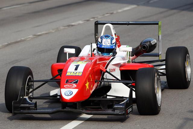 F3マカオGP:ウィットマンが予選レースを制す(3)