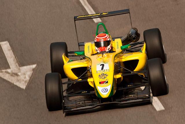 F3マカオGP:ウィットマンが予選レースを制す(4)