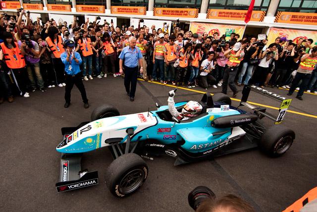 F3マカオGP:ジュンカデラが逆転勝利。関口4位(1)