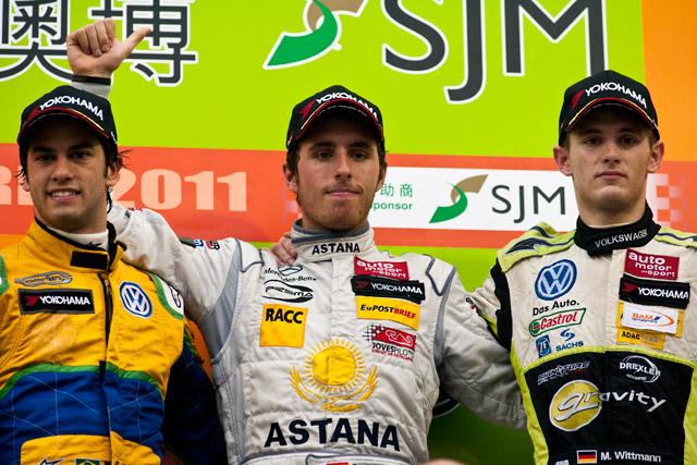 F3マカオGP:ジュンカデラが逆転勝利。関口4位(3)