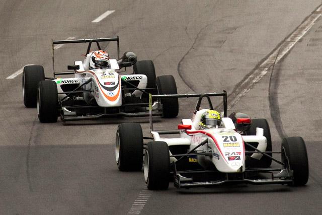 F3マカオGP:ジュンカデラが逆転勝利。関口4位(4)