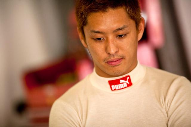 関口雄飛、ミュッケからGP3のテストに参加へ(1)