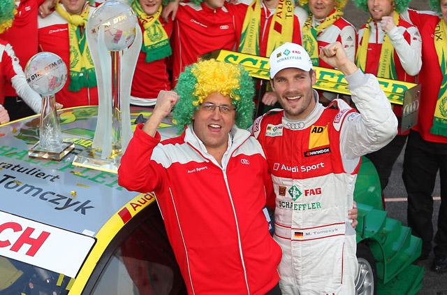 DTM王者トムジク、アウディ離脱へ。BMW加入?(1)