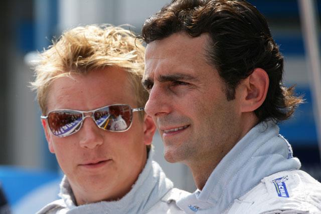 デ・ラ・ロサ、ライコネンのF1復帰を歓迎(1)