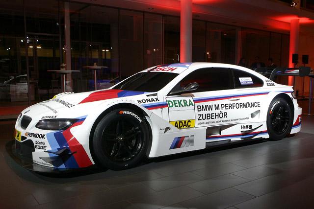 DTM王者トムジク、BMWとの契約を正式発表(2)