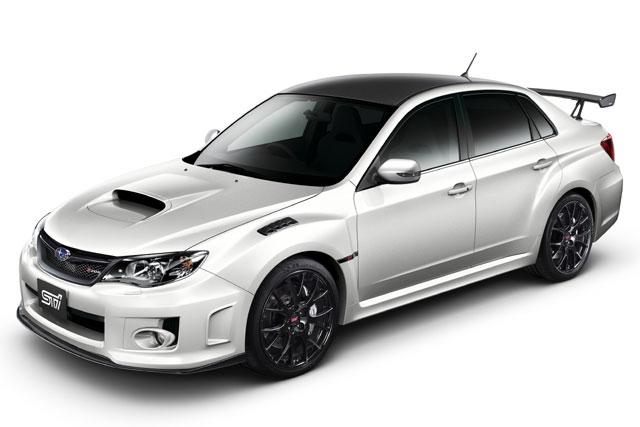 STIコンプリートカー「S206」が300台限定発売