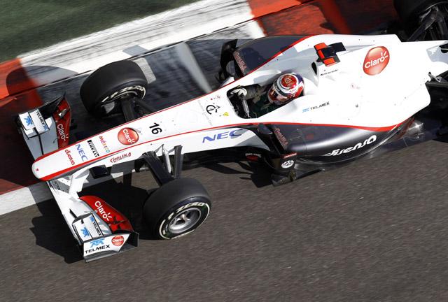 可夢偉は今季タイヤの使い方では3番目 とピレリ(1)