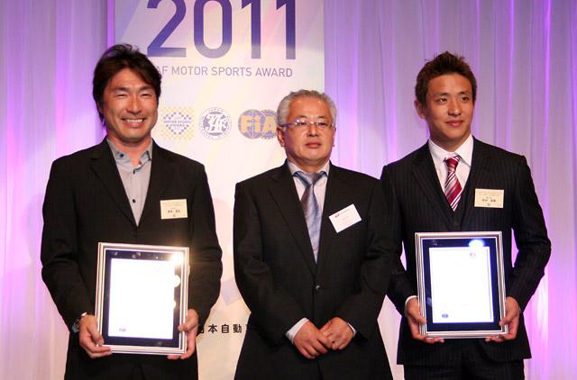 各シリーズの王者が集いJAF表彰式盛大に開催(8)