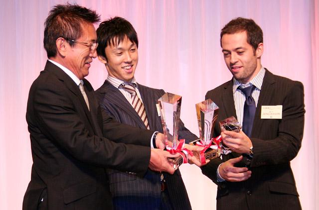 各シリーズの王者が集いJAF表彰式盛大に開催(10)