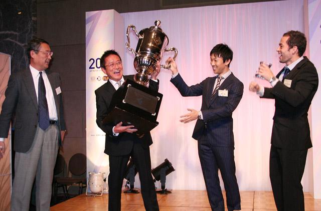 各シリーズの王者が集いJAF表彰式盛大に開催(11)