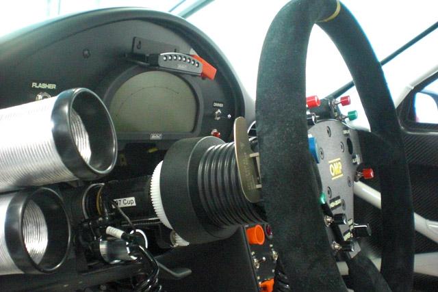 ポルシェ911GT3Rの12年モデルがシェイクダウン(3)
