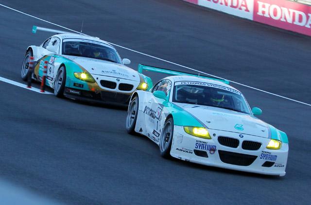 S耐もてぎ:1号車PETRONAS Z4がタイトル獲得(3)