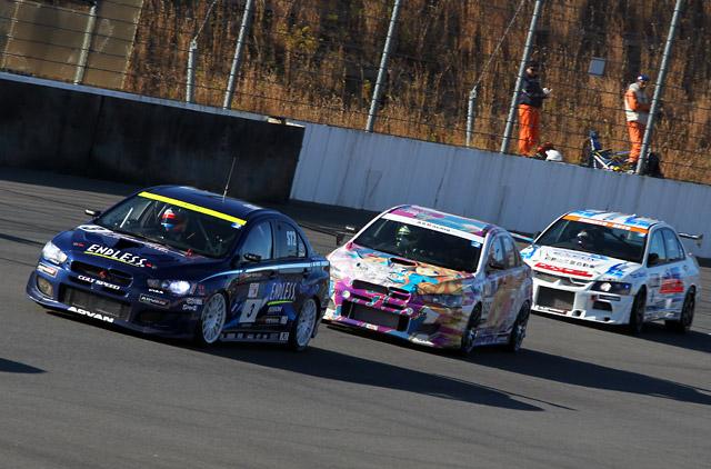 S耐もてぎ:1号車PETRONAS Z4がタイトル獲得(4)