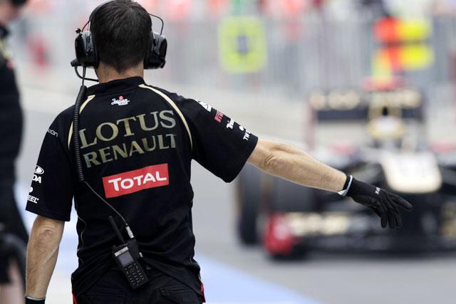ロータス・ルノー、2週間以内にドライバーを決定(1)