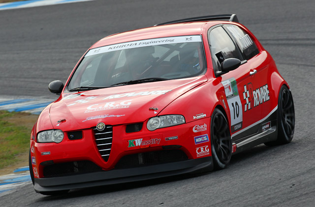 S耐もてぎ:1号車PETRONAS Z4が最終戦も勝利(8)