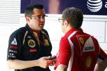 F1 | ルノー、ライコネン&バリチェロ&クビカに言及