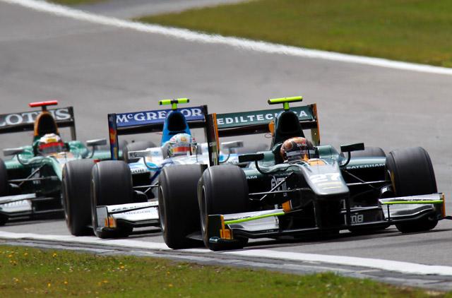 GP2のチーム・エアアジア、来季ケータハムに(1)