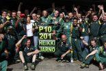 F1 | ケータハム「FIAにも両方のドライバーを申告した」