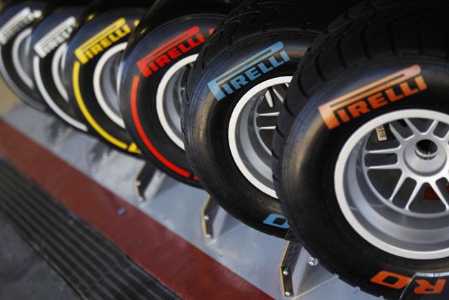 ピレリ、2011年F1の全統計データを公表(1)