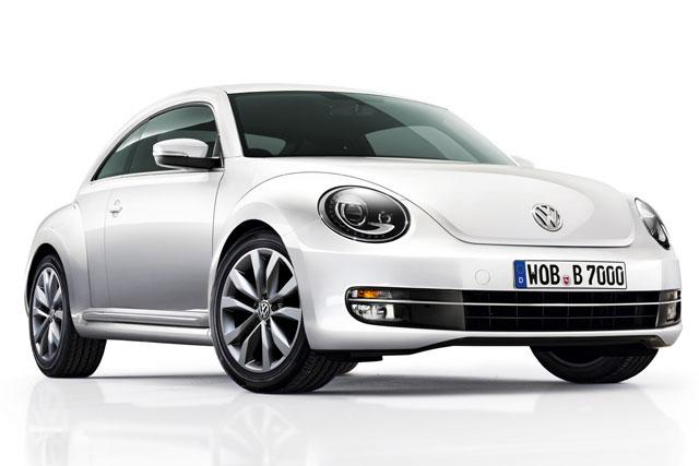 VW「ザ・ビートル」の日本仕様を発表(1)