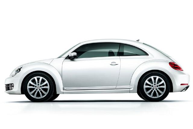 VW「ザ・ビートル」の日本仕様を発表(2)