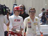 F1 | アロンソ、ライコネンのF1復帰を喜ぶ