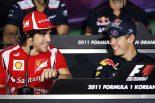 F1 | フェラーリ会長、ベッテルを称賛もアロンソが一番