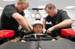 F1 | ライコネン、2年ぶりにF1コクピットに収まる