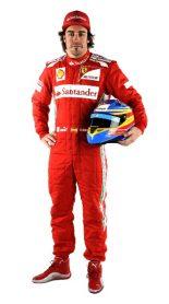 F1 | フェラーリ、12年仕様のレーシングスーツを公開