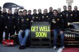 F1 | クビカ、転倒による骨折で再び手術