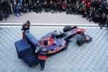 F1   トロロッソ、ヘレステストに新車を導入