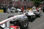 F1 | ザウバー新車のノーズも段差つき。カラーは一新
