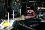 F1 | ケータハム「ヤルノを外すのは難しい決断だった」