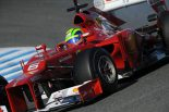 F1 | マッサ「次のテストもストップウォッチは見ない」