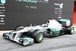 F1 | メルセデス「新規則に対応し教訓を生かした車」