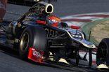 F1 | ロータス、トラブルで今週のテストをすべて中止に