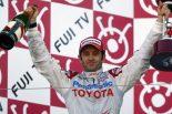 F1 | トゥルーリ「またトヨタと組んで勝てたら嬉しい」